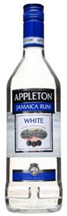 Appleton Estate Rum White 750ml